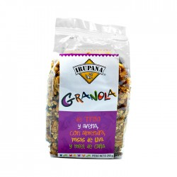 Granola Corriente Irupana S/Azucar 250Gr