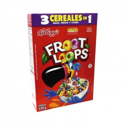 Cereal Kelloggs Froot Loops 230Gr