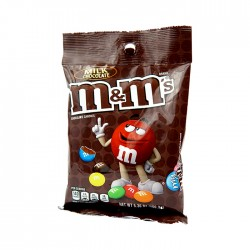 Chocolate M&M S Pla Peg Pac 150.3Gr