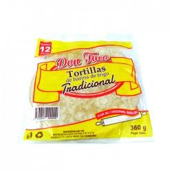 Tortillas Don Taco Trigo 360 Gr