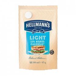 Mayonesa Hellmanns Light 500Gr