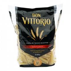 Fideo Don Vitorio Canuto Chico 400Gr