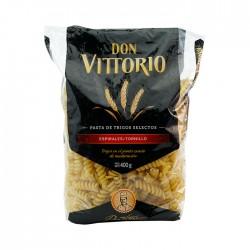 Fideo Don Vitorio Espirales 400Gr