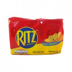 Galletas Ritz Queso Six Pack 204G