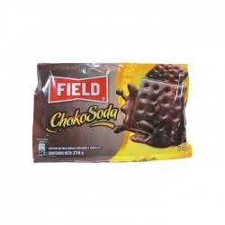 Galletas Chocosoda Six Pack 216G