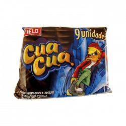 Galletas Cua Cua Pack X9 162G