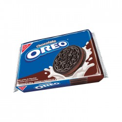 Galletas Oreo Chocolate Six Pack 216G