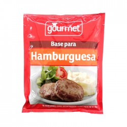Base Gourmet Hamburguesa 90Gr