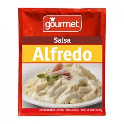 Salsa Gourmet Alfredo 41Gr