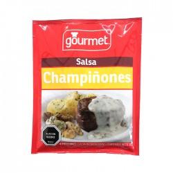 Salsa Gourmet Champinones 30Gr