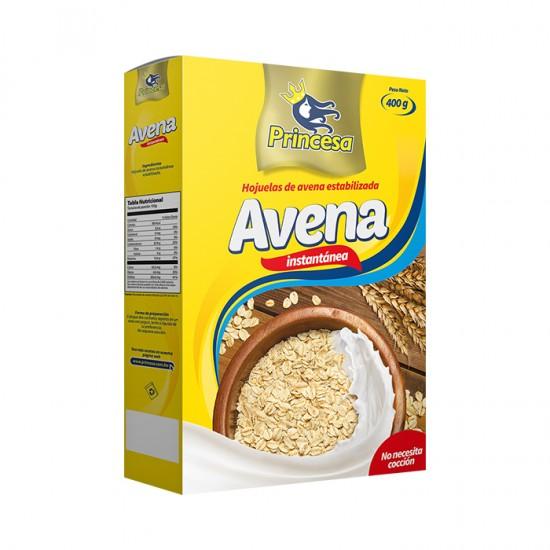 Avena Princesa Instantanea 400Gr