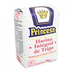 Harina Integral Princesa 1Kg