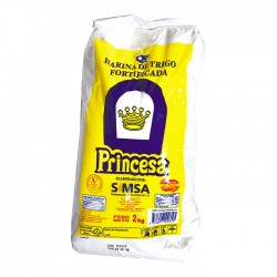 Harina Trigo Princesa 2Kilogram