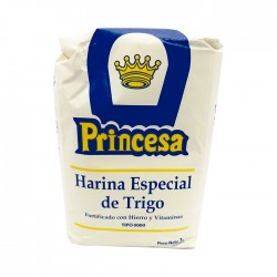 Harina Trigo Princesa Especial 1Kilogram