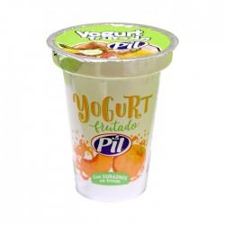 Yogurt Pil 140Gr Durazno Vaso