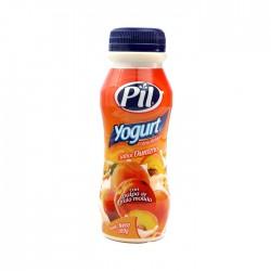 Yogurt Pil Bebible Durazno 200Ml Botella