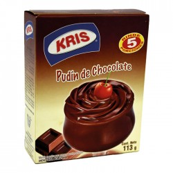 Pudin Kris Chocolate 113Gr