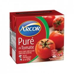 Pure De Tomate  Arcor  520Gr