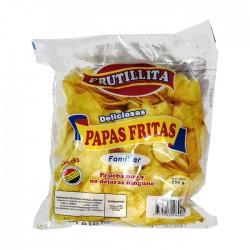 Papas Fritas Frutillita Natural 250Gr
