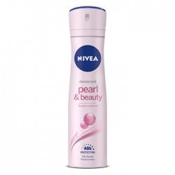Deo Nivea Pearl Beauty Spray M 150Ml