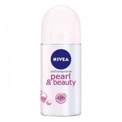 Deo Nivea Pearl Beauty Roll On M 50Ml