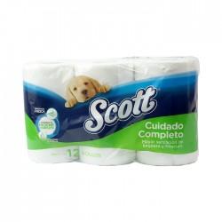 Papel Hig Scott Extra Verde Dh 12Un
