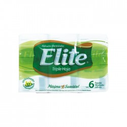 Panuelo Elite Mentolado Verde 6 Paq