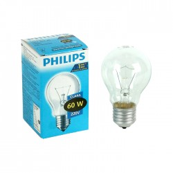 Foco Philips 60W Luz Clara