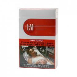 Cigarrillos L&M Clasico Caja Dura X20 Un