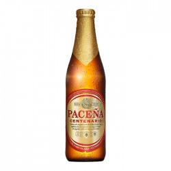 Cerveza Pacena Centenario Bot 350Ml
