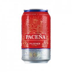 Cerveza Pacena Lata 354 Ml.
