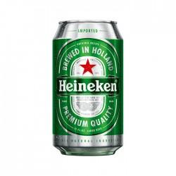 Cerveza Heineken Lata 335Ml