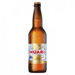 Cerveza Huari Botella 620 Ml