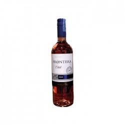 Vino Frontera Merlot Rose 750Ml