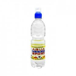 Agua Sport Limon 600Ml