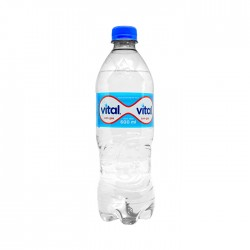 Agua Vital Con Gas 600Ml