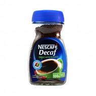 Cafe Nescafe Descafeinado 100Gr