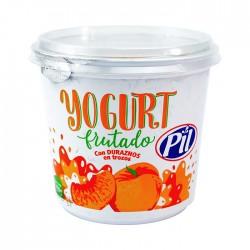 Yogurt Pil 750Gr Durazno Vaso