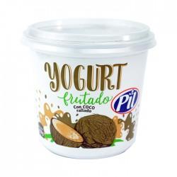 Yogurt Pil 750Gr Coco Vaso