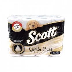 Papel Hig Scott Gold Dh 24Un