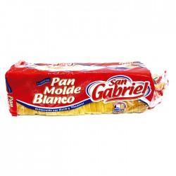 Pan San Gabriel  Molde Blanco