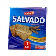 Galleta Mabels Salvado Natural 1Kg