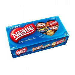 Chocolate Nestle Especialidades 153Gr