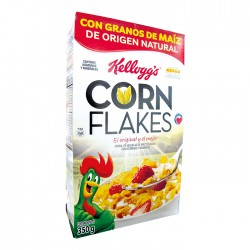 Cereal Kelloggs Corn Flakes 350Gr