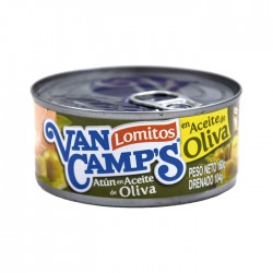 Atun Van Camps Aceite Oliva 160Gr