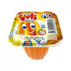 Gelatina Pil Yeli Naranja 120 Gr