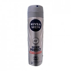 Deo Nivea Silver Protec Spray H 150Ml