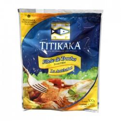 Filete Trucha Titikaka Indiv Aprox 500Gr