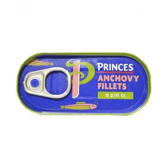 Anchoa Princes En Aceite Oliva 50G