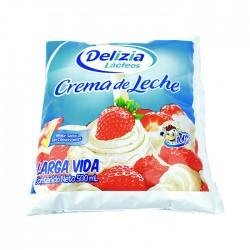 Crema De Leche Delizia 500Ml